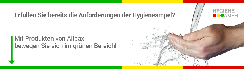 Kategorie-Header Hygieneampel