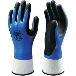 SHOWA 377 NITRIL FOAM GRIP HANDSCHUHE