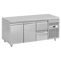Kühltisch - 2 Türen, 2 Schubladen