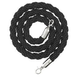 STOPPO Kordel schwarz, 200 cm