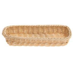 Besteck-Korb, 27 x 10 cm, H: 4,5 cm