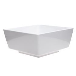 Schale -FLOAT- quadratisch, weiß