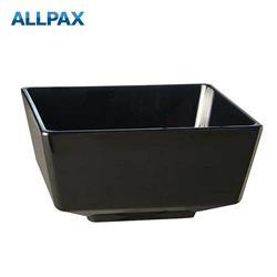 Schale -FLOAT- quadratisch, schwarz