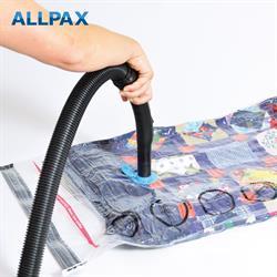 Vacuumzak  80 x 100 cm, met ventiel voor stofzuigers
