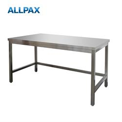 Werktafel lengte 2500 x diepte 600