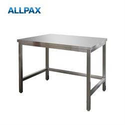 Werktafel lengte 1000 x diepte 800