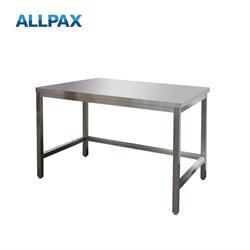 Werktafel lengte  1400 x diepte  800
