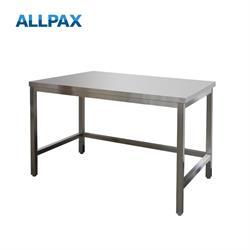Werktafel lengte 1500 x diepte 800