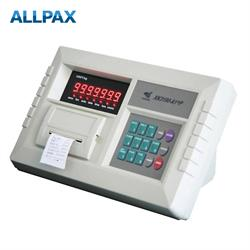 Anzeigegerät mit  Drucker und 10er Tastatur - passend für PTLS-