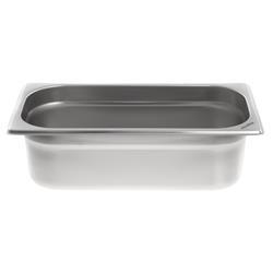 Gastronormbak GN 1/3, diepte 100 mm