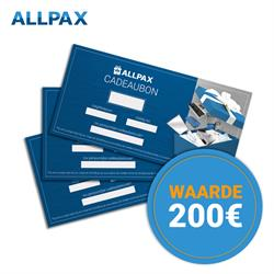 200,- euro cadeaubon
