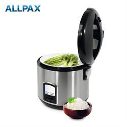 Reiskocher 1,8 liter mit Dampfgarfunktion