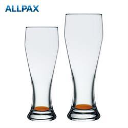 Weizen-Bierglas 2 Größen