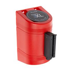 STOPPO afzetband XL voor muursysteem - trekband rood