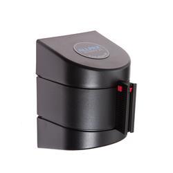 Stoppo XL Abgrenzungsband zur Wandmontage -  schwarz