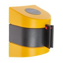 STOPPO afzetband XL voor muursysteem - trekband geel-zwart gestreept