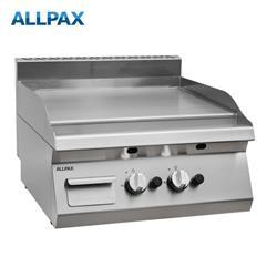 Gas Grillplatte ALLPAX 606-G, glatt