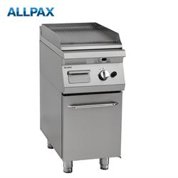 Gas Grillplatte ALLPAX 704-G, gerillt