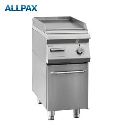 Elektro Grillplatte ALLPAX 704-E, glatt