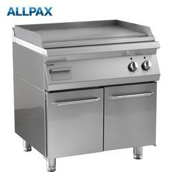 Elektro Grillplatte ALLPAX 708-E, glatt