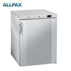 Lagerkühlschrank ECO Edelstahl 200 Liter