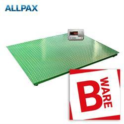 B-Ware: ALLPAX Bodenwaage 1,5 x 2,0 m