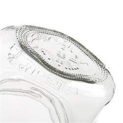 Leifheit Einmachglas 0,5 l / Vakuumbehälter Glas