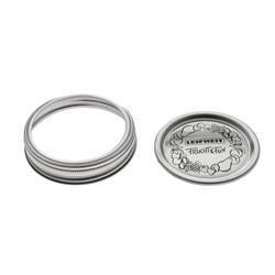 Leifheit Einmachglas 1,0 l / Vakuumbehälter Glas