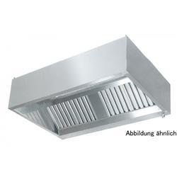 Gastro Deckenhaube / Wandhaube 800 x 450 mm