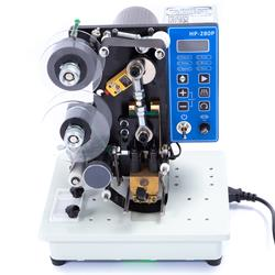 Automatische Heißpräge-Maschine mit digitaler Steuerung