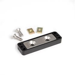 Extra Magneet set voor afzetband voor muursystem