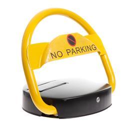 STOPPO Parkplatzsperre, Solar