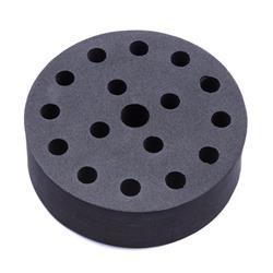 Aufsatz für 12 x Ø 12 mm Röhrchen