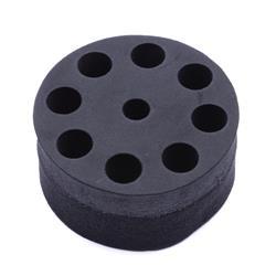 Aufsatz für 8 x Ø 20 mm Röhrchen