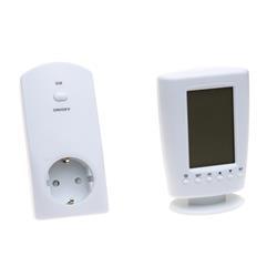 Thermostaat met afstandsbediening  eco-design richtlijnen