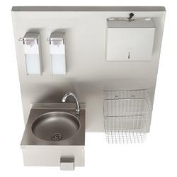 Waschstation / Hygienewand