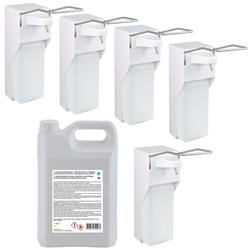 Duro Eco Desinfektionsspender Set 2