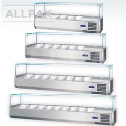 Kühlaufsatz - für GN 1/3 Behälter