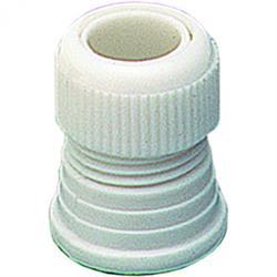 Kupplung für Spritztüllen, Kunststoff