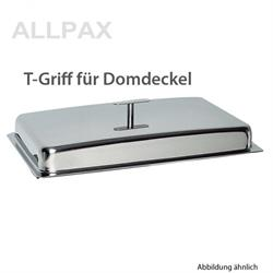 T-Griff für Domdeckel - CNS