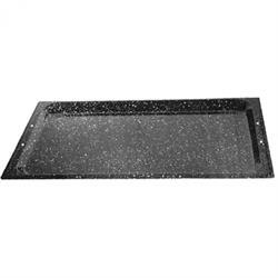 Granit-Emaille Einschubblech GN 1/1, 530 x 325 mm