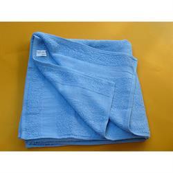 Frottier-Tücher blau