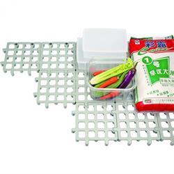 PP - Floor Rack System - grau - 33x33x4 cm