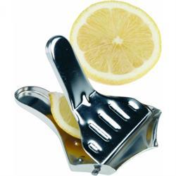 Zitronen-Schnitzelpresse