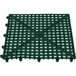Gläserabstellmatte 30x30 cm - Hart PVC
