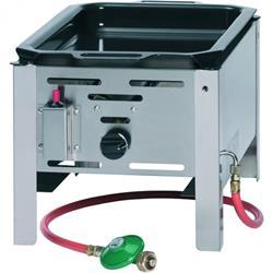 Gas-Tischgerät, 34x54x30 cm, kleine Ausführung