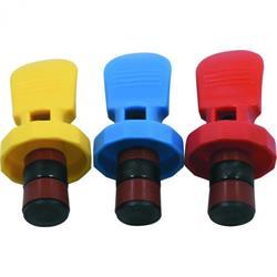 Flaschenverschluss PP in 3 Farben