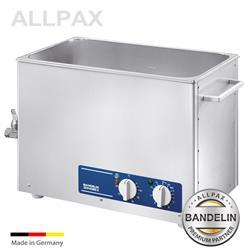 Ultraschallgerät Sonorex Super RK 1028 H 28 Liter, Heizung, Ablauf