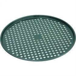 Pizzablech mit Antihaftbeschichtung, gelocht, 32,5 cm