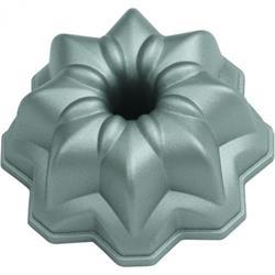 Aluguss-Backform, Mini-Blume, 10 cm - Antihaftbeschichtung